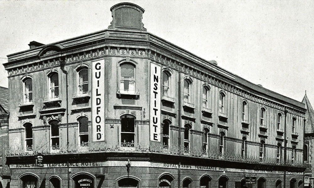 The Guildford Institute Building