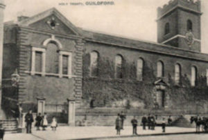 Guildford's recent history