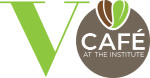 V Café logo