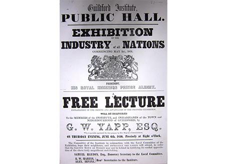 Guildford Institute Lecture