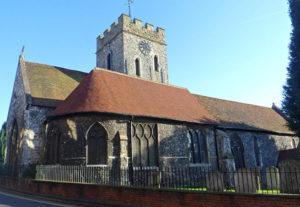 Local Victorian Churches