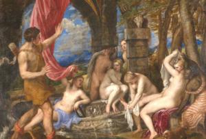 Titian's Poesie - GI 19 609