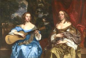 British Baroque Paintings - Power, Impact and Illusion - GI 19 610