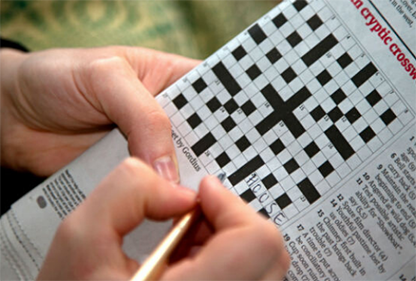 Cracking the Cryptic Crossword Code - GI 19 615