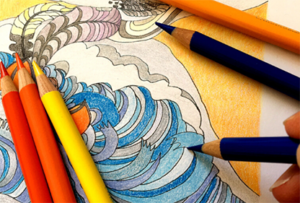 Doodle, Colour & Get Creative! - GI 19 619