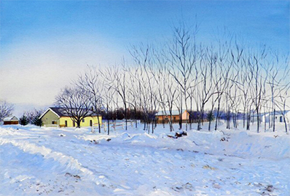 Painting Landscapes With a Seasonal Palette - GI 19 623