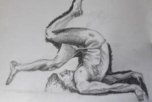 Life Drawing - GI 19 629