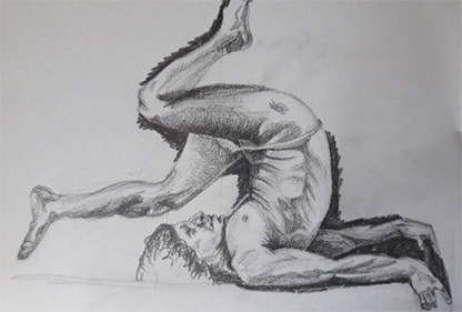 Life Drawing - GI 19 629
