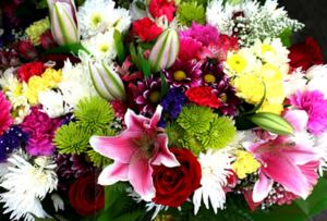 Handtied Bouquet - GI 19 635