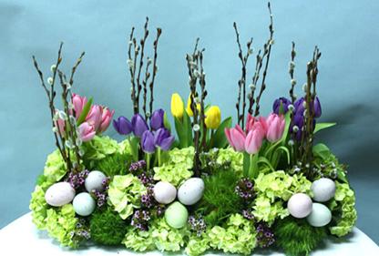 Easter Table Ring - GI 19 636