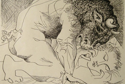 Picasso the Draughtsman - GI 19 606
