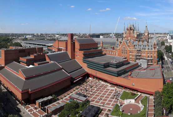 British Library and Wellcome Collection (V083)