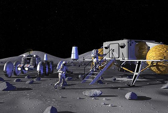 Return to the Moon - GI 19 666