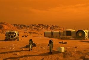 Life on Mars - GI 19 668