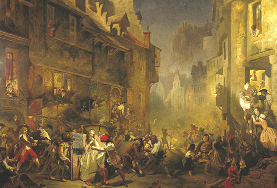 Riot & Rebellion in 18th Century Britain