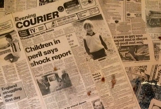 Researching Newspapers - Family History Courses - GI 19 711