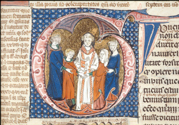 Sex, Marriage and the Church in the Medieval Period