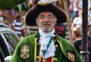 The Role of a Town Crier