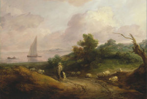 British Landscape Art The Age of Gainsborough