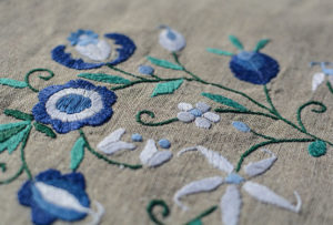 Embroidered Flowers Projects and Gifts to Design & Make