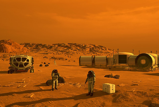 Life on Mars - Post-Viking Missions and the Prospect of a Human Mission to Mars