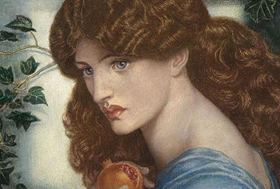 The Life, Works and Muses of Dante Gabriel Rossetti