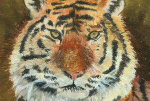 Workshop – Painting Animals