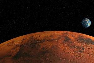 Mars - Taster Session