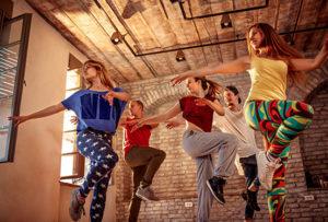 Contemporary Dance & Choreography - GI 20 839
