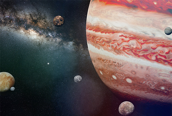 The Gas Giants: Jupiter – A Science Perspective - GI 20 889