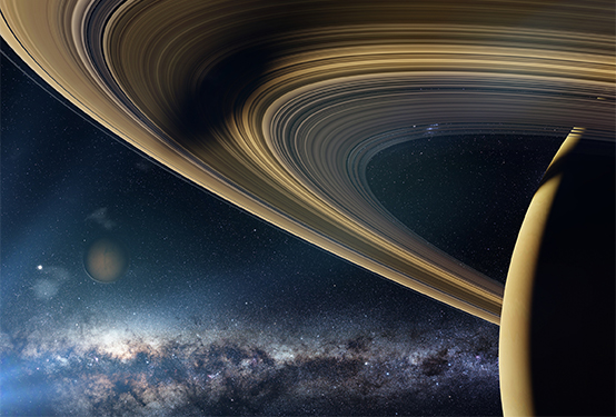 The Gas Giants: Saturn – A Science Perspective - GI 20 890