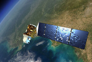 The Earth From Space: Ocean and Land