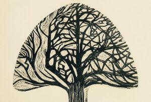 Susanna Harris Hughes - Winter Tree